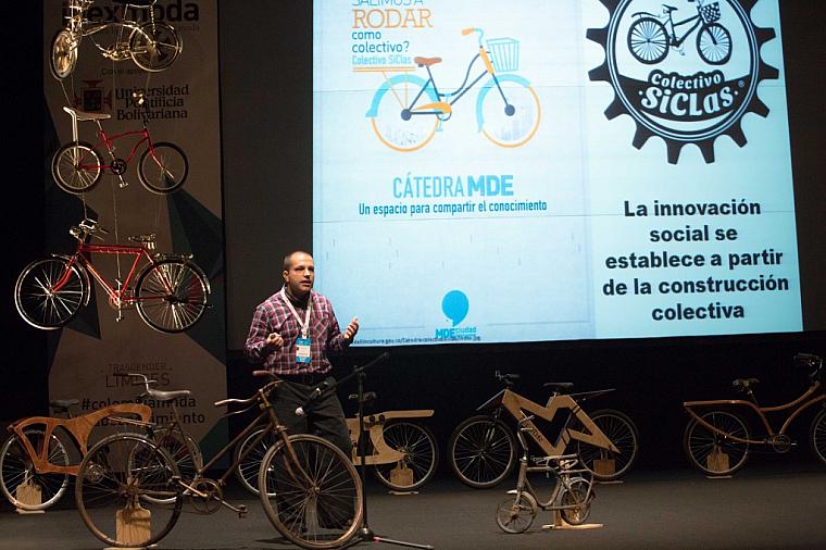 La alegría viaja en bicicleta lo que hoy se dice y se vive sobre 2 ruedas