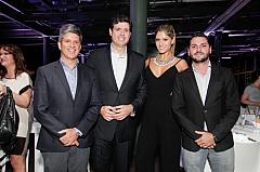 Cena de bienvenida para la prensa a Colombiatex de las Américas 2015